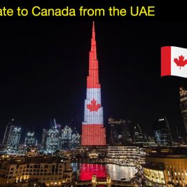 How to migrate from UAE to Canada