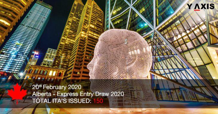 Alberta invites Express Entry candidates