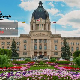 Latest Saskatchewan draw invites 205