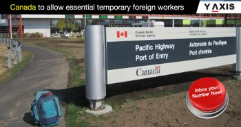 Canada temporary work visa