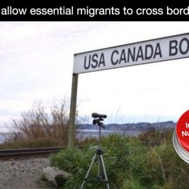 US Canada allows work permit holders