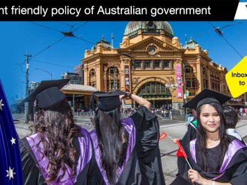 Australia's student-friendly program