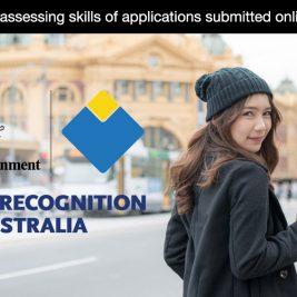 TRA skill assessment application