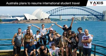 Australia lets students from July