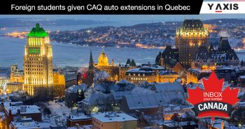 Quebec acceptance cert
