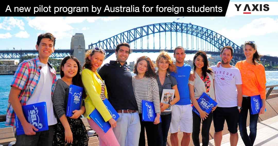 Australia foreign students