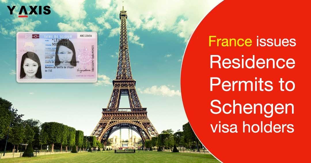 France visa permits to Schengen