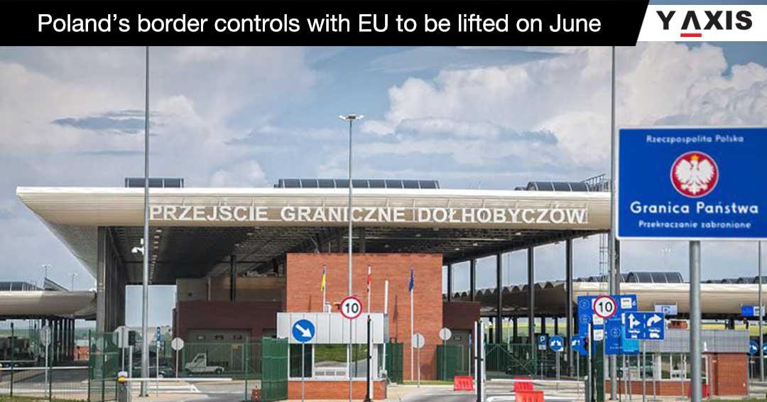 Poland reopen borders