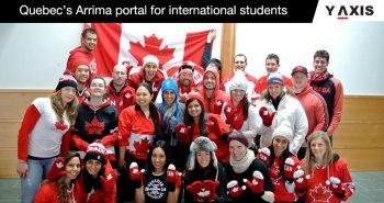 Quebec international students