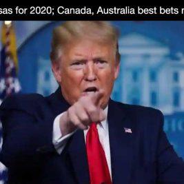 US freezes work visas