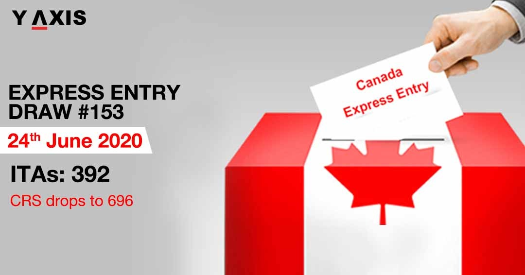 Canada's Express Entry draw invites 392 candidates
