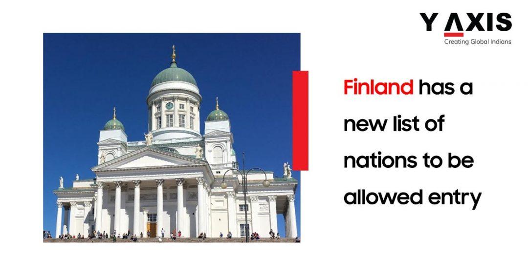 Finland narrows list