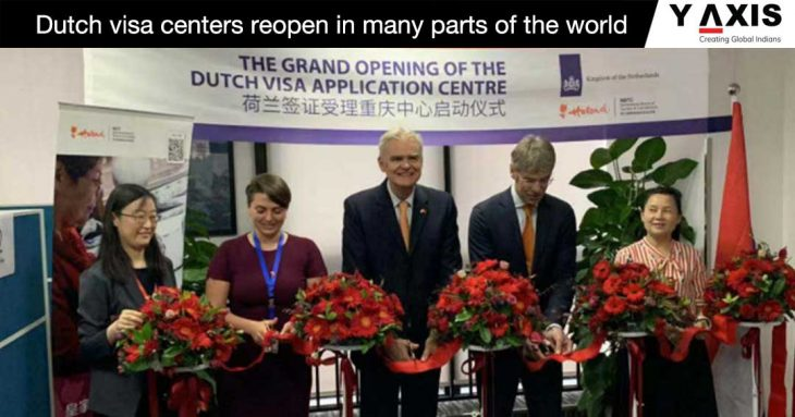 Netherlands visa center reopen
