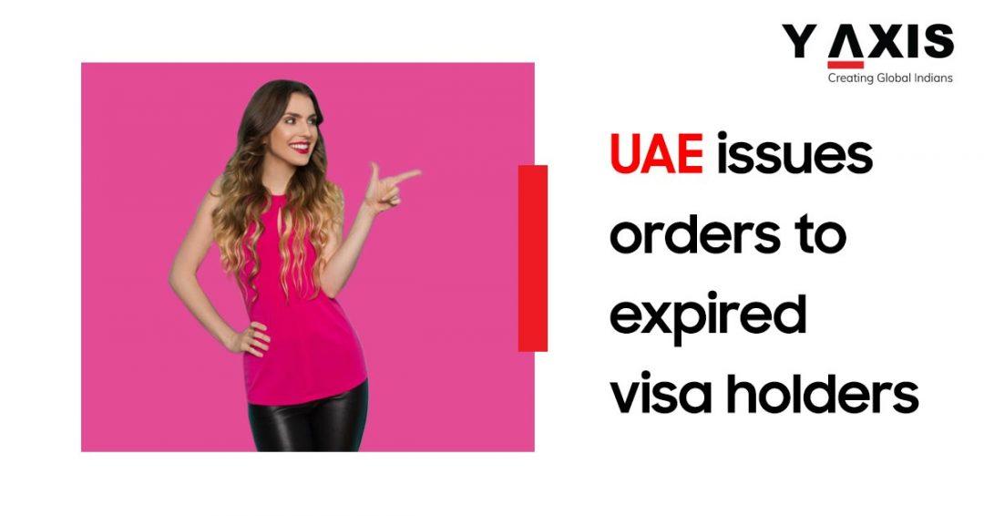 UAE expired visa rules