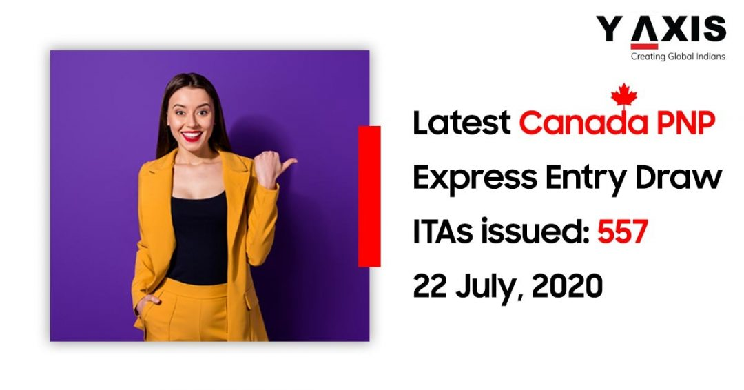 Canada Express Entry Latest Draw 577