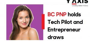 BC PNP draw latest 42