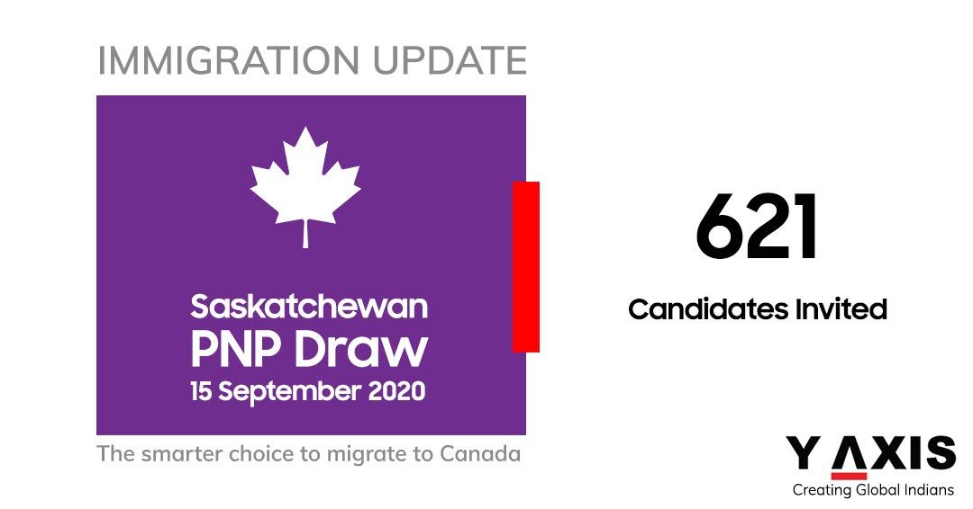 Saskatchewan welcomes 621 candidates in largest PNP draw