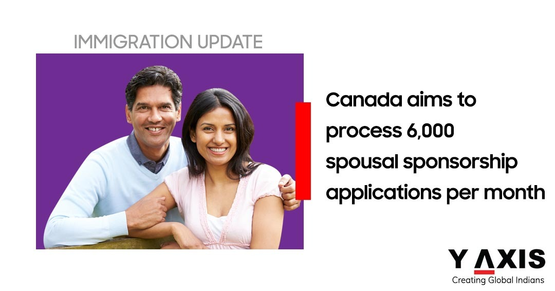 Canada makes spousal sponsorship process faster