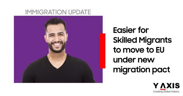 New migration pact to be developed by EU