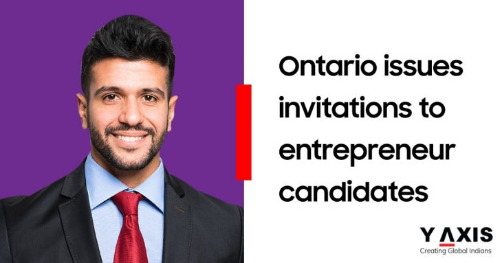 Ontario entrepreneur draw invite 21