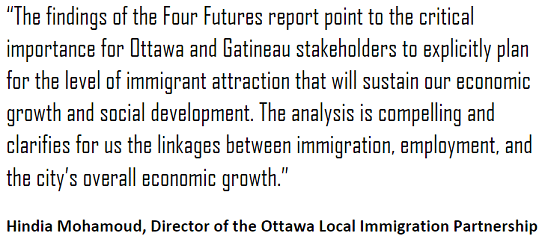 Increased Canada immigration to solve concerns in Ottawa-Gatineau