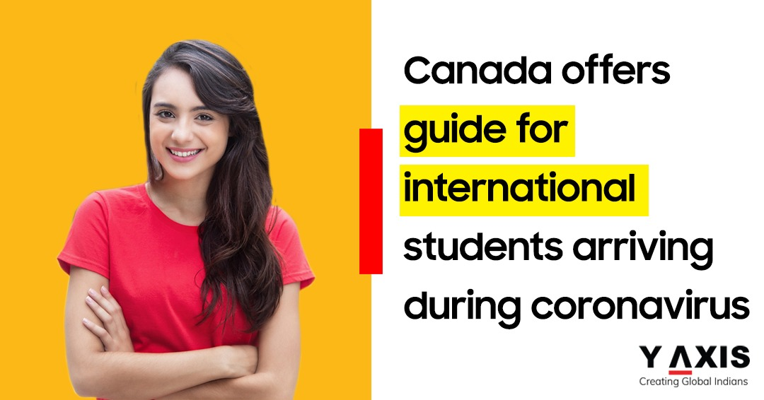 Canada Guidelines for international students