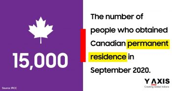 Canada immigration 2020 latest numbers