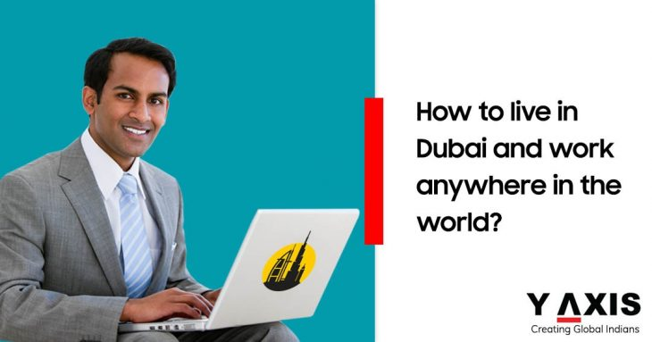 Dubai virtual work program