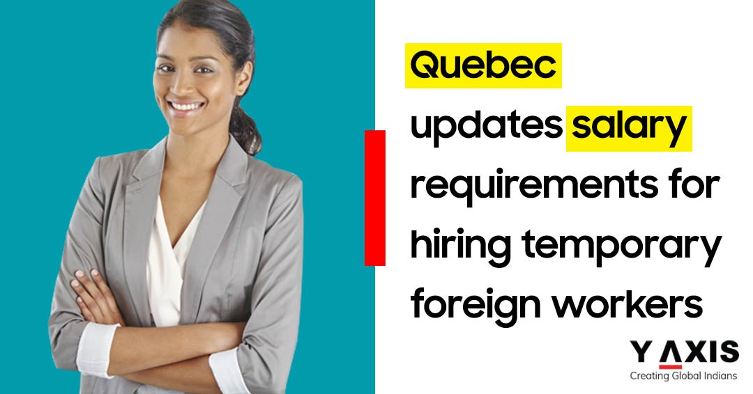 Quebec new salary guide