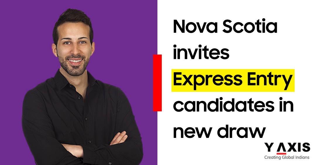 Nova Scotia PNP draw on Dec 1