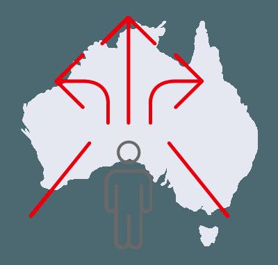 Pathway to Australia